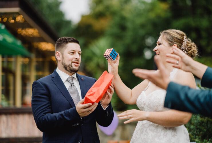 Hochzeitsshow